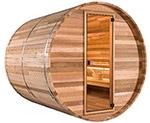 tBadhuis Sauna's