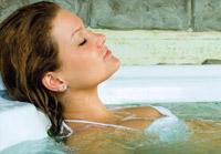 tBadhuis Whirlpool Massagebad